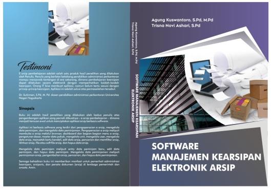 sofware manajemen kearsipan elektronik kearsipan